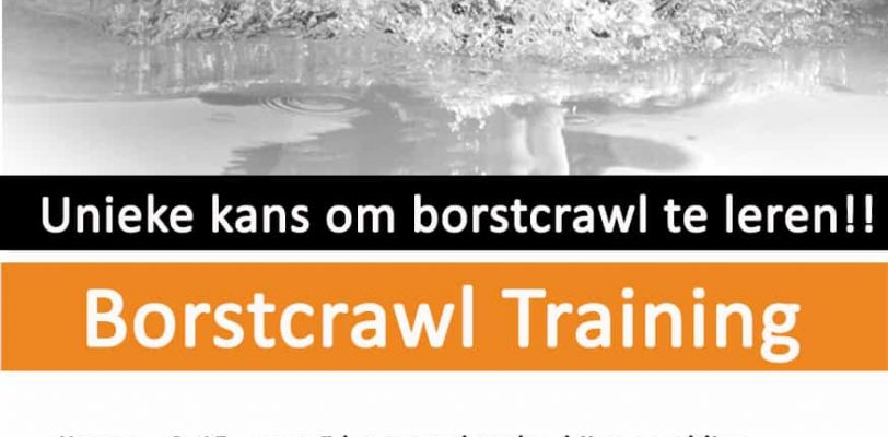 Folder borstcrawl 2019 zv de watersnip zuidwolde